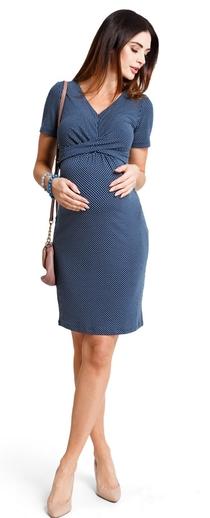 Těhotenské šaty Lola dress (d841) - 1339 Kč 31967b438f