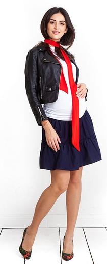 Těhotenská sukně Mango skirt (S269) - 839 Kč 69b2c0705e